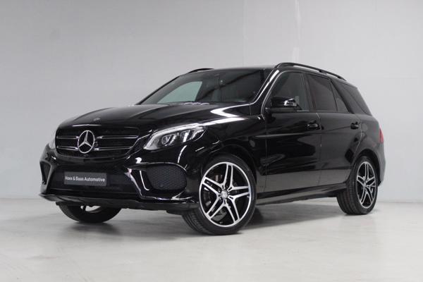 Mercedes-Benz GLE (2015 - 2018)