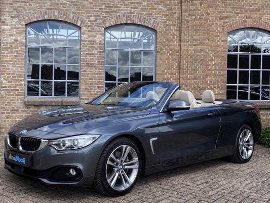 BMW 4-Serie Cabrio