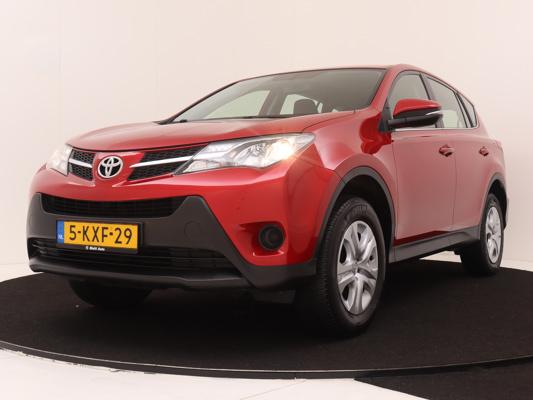 Toyota RAV4 (2013 - 2018)