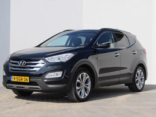 Hyundai Santa Fe (2012 - 2019)