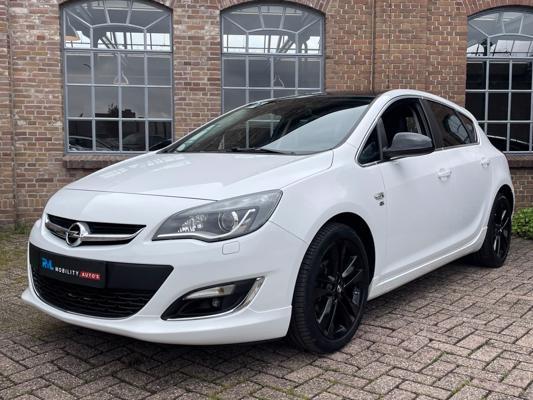 Opel Astra (2009 - 2015)