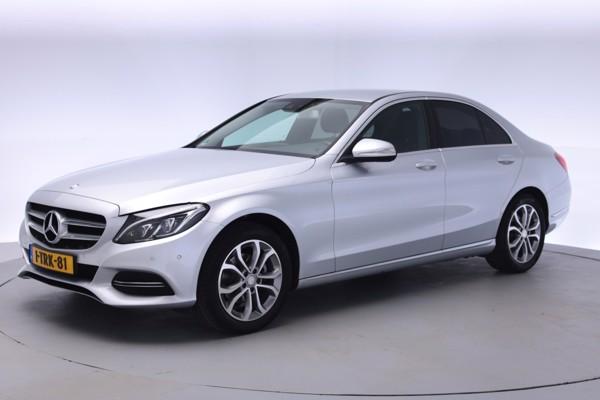 Mercedes-Benz C-Klasse (2014 - 2021)