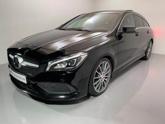 Mercedes-Benz CLA Shooting Brake (2015 - 2019)