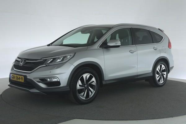 Honda CR-V (2012 - 2017)