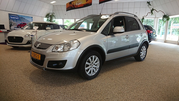 Suzuki SX4 (2006 - 2013)