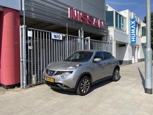Nissan Juke (2010 - 2019)