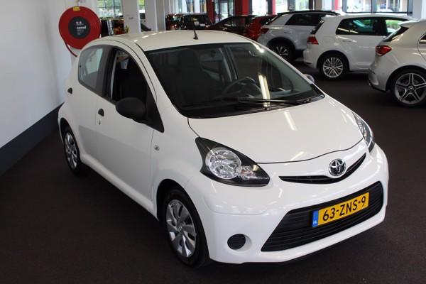 Toyota Aygo (2005 - 2014)