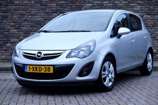 Opel Corsa (2014 - 2019)