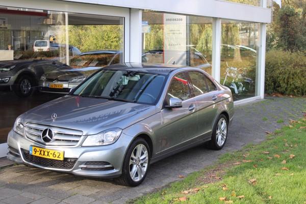 Mercedes-Benz C-Klasse Estate (2007 - 2014)