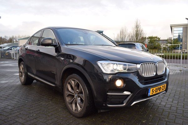 BMW X4 (2014 - 2018)