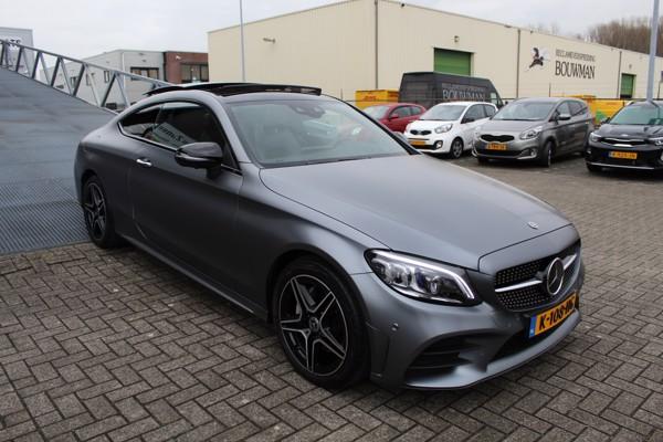 Mercedes-Benz C-Klasse Coupe