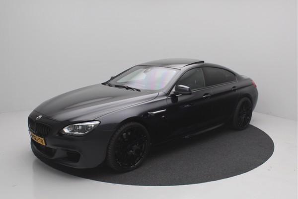 BMW 6-Serie Gran Coupe