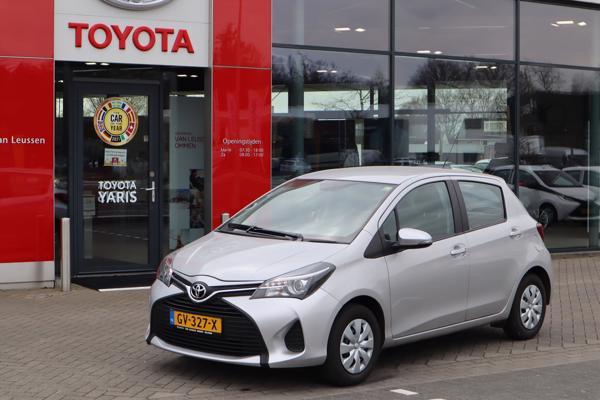 Toyota Yaris (2011 - 2020)