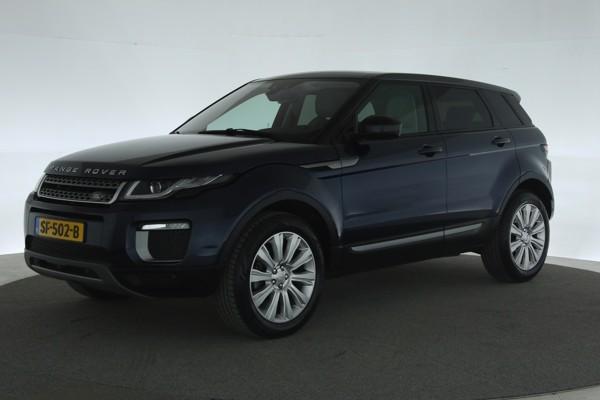 Land Rover Evoque (2011 - 2018)