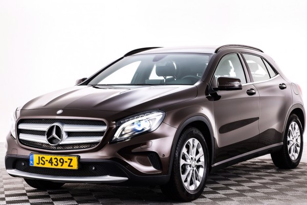Mercedes-Benz GLA (2013 - 2019)