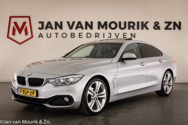 BMW 4-Serie Gran Coupe