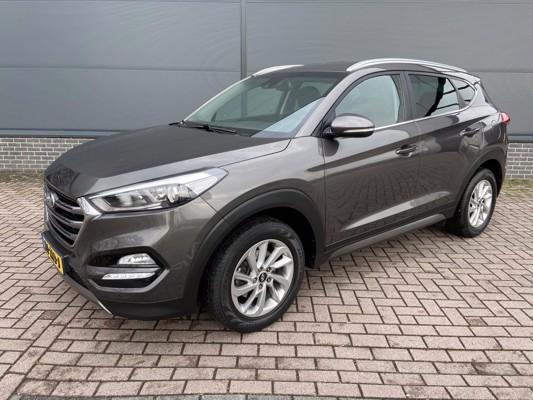 Hyundai Tucson (2015 - 2020)