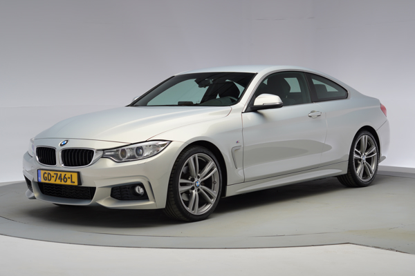 4-Serie Coupe